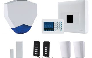 alarm & security systems